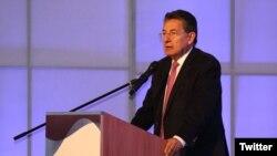 Néstor Martínez, fiscal general de Colombia.