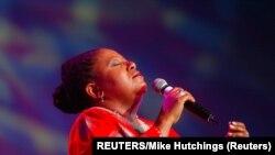 Sibongile Khumalo (REUTERS/Mike Hutchings)