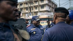 Police eboyi botamboli ya Lamuka