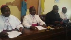Mgr Marcel Utembi à l'ouverture du dialogue en RDC/Top Congo