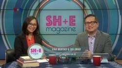 TV SHOW Perempuan SH+E Magazine: Indonesian Kids Performance & NY Indonesian Food Bazaar (1)