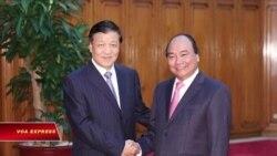 Lãnh đạo cấp cao TQ thăm VN: 'hai đảng cộng sản có cùng vận mệnh'