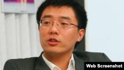 中國內地媒體人和專欄作家賈葭(網絡圖片)