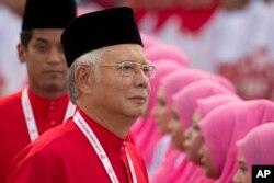 Thủ tướng Najib Razak nhất mực nói rằng ông không làm điều gì sai trái.