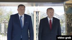 Članovi Predsjedništva BiH danas su u službenoj posjeti Ankari.
