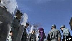 اعتراض کاندیدان از نتایج انتخابات ولسی جرگه