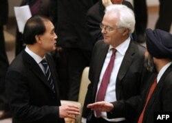 Xitoy va Rossiya veto qo'ydi, Hindiston betaraf