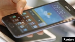 Điện thoại của Samsung