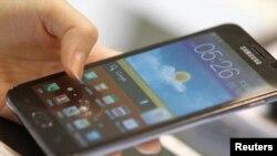 Samsung lidera el mercado de teléfonos inteligentes con sistema operativo Android.