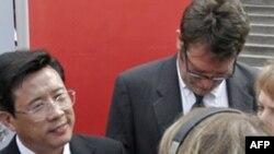 Основатель и руководитель компании Sany Heavy Industry Co., Ltd. Лян Вэньгэнь