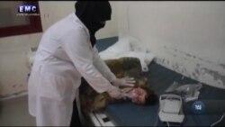 Відповідальність за хімічну атаку в Сирії Вашингтон покладає на сирійський уряд та опосередковано - на Росію. Відео