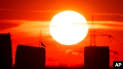 Germany July Heat Record