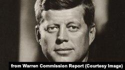 John F. Kennedy, shugaban Amurka da aka kashe ranar 22 na watan Nuwambar shekarar 1963 a birnin Dallas dake jihar Texas