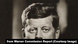 El ex presidente de Estados Unidos John F. Kennedy.