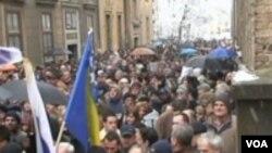 U Sarajevu je više hiljada ljudi protestiralo zbog Ganićevog hapšenja