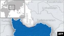 伊朗地理位置图