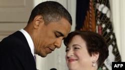 Başkan Obama'nın Anayasa Mahkemesi Adayı: Elena Kagan