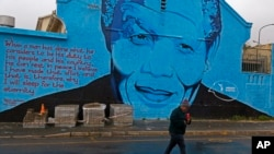 For South Africans, a Bittersweet Birthday Celebration for Nelson Mandela