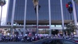 EE.UU. PROTESTAS L.A.