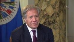 """Almagro: """"OEA no le ha fallado a los venezolanos"""""""