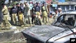 لوئر دیر میں خودکش حملہ، سات افراد ہلاک