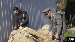 В Італії відкрили статую Калігули
