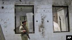 파키스탄 민병대. (자료사진)