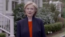 Hillary Clinton Says She Will Run for President