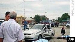 Çeçenistanda iki yaraqlı öldürülüb