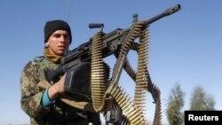 Khả năng của lực lượng Afghanistan tiếp tục cải thiện.