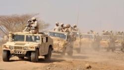 عربستان سعودی می گوید خاک های اشغال شده توسط شورشیان یمنی را بازپس گرفته است