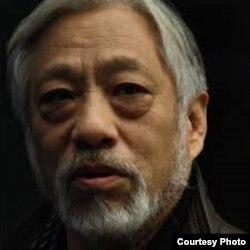 中国艺术批评家栗宪庭(artspeakchina.org)