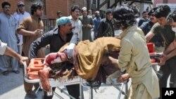 Pakistanac povredjen u eksploziji bombe u Pešavaru
