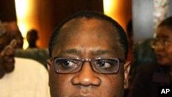 尼日利亚财政部长阿纲嘎(资料照片)