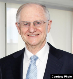 澳大利亞國立大學經濟學教授德賴斯代爾(Peter Drysdale) (照片提供: 德賴斯代爾)