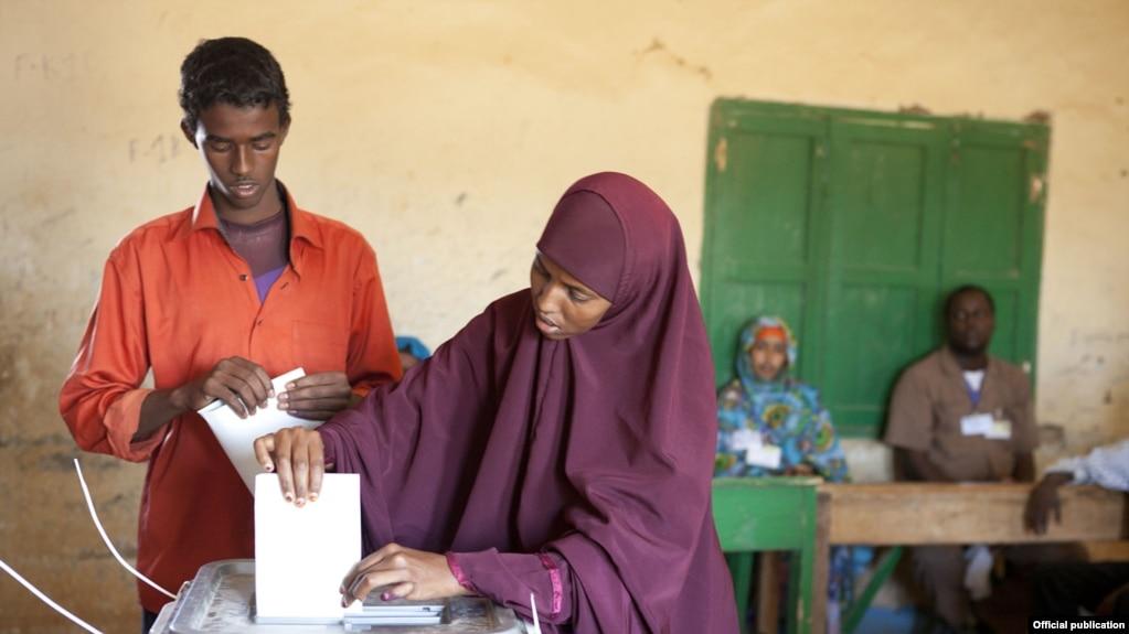 Codeynta doorashada Somaliland oo si wanaagsan u dhacday