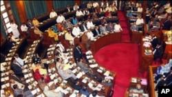 سندھ اسمبلی میں صدر اور الطاف حسین سے منسوب نازیبا الفاظ کے خلاف مذمتی قرار داد