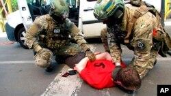 En images : la sécurité de l'Euro 2016