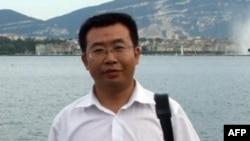 Luật sư nhân quyền Trung Quốc Giang Thiên Dũng