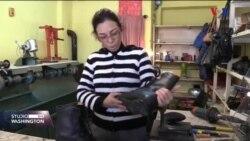 Jovana iz Bratunca - jedina obućarka u regiji