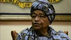 VOA60 AFRIKA:Rais Ellen Johnson Sirleaf wa Liberia ajadili masuala ya ugaidi Afrika Magharibi.