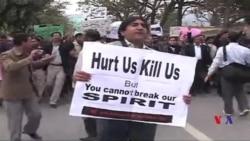 پاکستان میں آزادی صحافت متاثر ہوئی: رپورٹ
