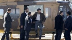 محمود احمدی نژاد: ایران درباره حق خود به دستیابی به فناوری اتمی بحث نمی کند