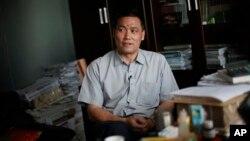 北京維權律師浦志強2009年6月1日資料照片。