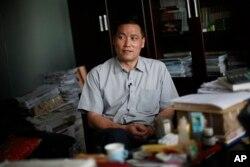 中國知名維權律師浦志強