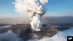 Volcanic Ash from Iceland Continues to Disrupt Air Travel