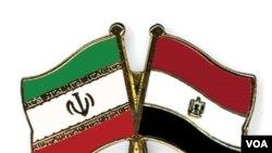 Iran-Mesir tidak memiliki hubungan diplomatik penuh sejak 1979, saat Mesir membuat perjanjian damai dengan Israel.