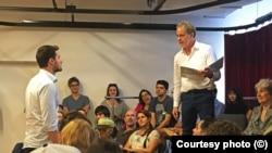 Нью-йоркский центр развития драматургии Lark