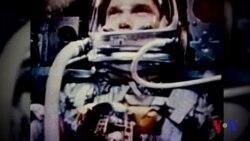 Astronavt Jon Glenni xotirlab