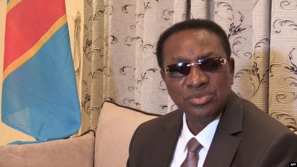 Bruno Tshibala, Premier ministre de la République démocratique du Congo, 7 avril 2018.